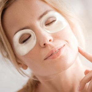 Hyaluron Crystal Collagen Eye Mask